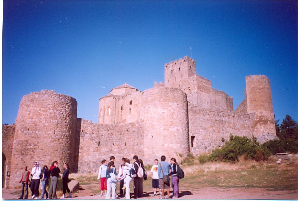V Ispania,zamaka Ueska , 2004