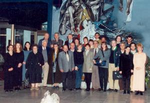Участници в Симпозиума 2000